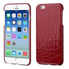 Custodie preformate/Copertine rosso per iPhone 6s
