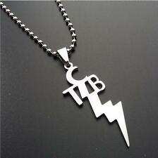 Elvis Presley TCB  Metal pendant Chain present gift necklace free P&P
