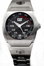 Cat Unisex Watch L1141 Date Stainless Steel Sporty Super Luxury Design