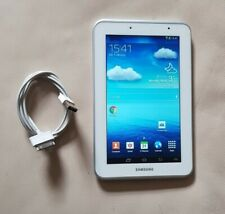 SAMSUNG  GALAXY TAB 2 7.0 WHITE TABLET GT-P3110 7-INCH 8GB WiFi GOOD CONDITION