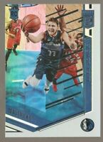 Luka Doncic 2018-19 Chronicles Donruss Elite Rookie #278 Mavericks