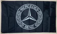 Mercedes Benz Banner 3x5 Ft Flag Garage Shop Wall Decor Gift C E S Class AMG