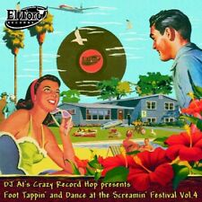 Various Artists - Foot Tappin & Dance at Screamin Festival 4 / Various