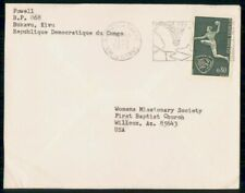 Mayfairstamps France 1970 Congo to Womans Missionary Society Cover wwh_31557