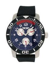 I by Invicta 41701-003 Men's Purple Silver Tone Day Date Analog Wrist Watch