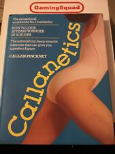 Callanetics, Callan Pickney HB Book, Supplied by Gaming Squad