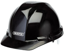 Genuine DRAPER Black Safety Helmet to EN397 | 65706