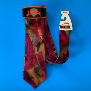 Jerry Garcia Grateful Dead Limited Edition Floating Plane Collection 47 Silk Tie