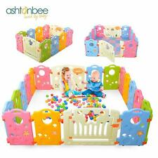Set Play Yard ,Playpen Activity Center for Babies and Kids - Multicolor 16-Panel