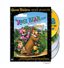 The Yogi Bear Show Complete Series New Gift