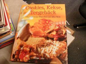 Deborah Gray   Cookies, Kekse, Teegebäck    gebunden