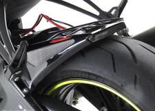 Kawasaki Ninja  ZX6R 2013 2017 Rear Tire Hugger Fender Matt Black - Powerbronze