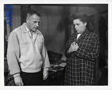 Stanley Kramer directs Judy Garland VINTAGE Photo Judgement at Nuremberg