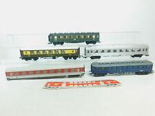 bm560-2 #5x H0/DC Hobby Railway Cars: DB+ DR etc. (Tri-Ang, Lima, Trix Etc)