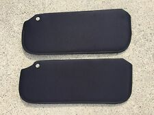 1978 1988 Monte Carlo SS El Camino G-Body NEW Black Visors Pair