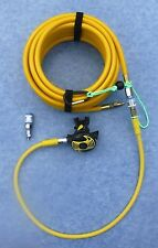 75' Hookah/Scuba Airline Kit with Cressi 2nd stage Reg.  Perfect for Lobster