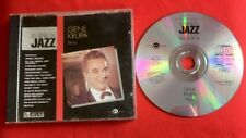 GENE KRUPA STORY GENI JAZZ ATLAS JA-CD2014 OTTIME CONDIZIONI CD