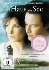 DVD DAS HAUS AM SEE # Keanu Reeves, Sandra Bullock ++NEU