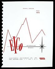 EICO Model 147A Signal Tracer Instruction Manual