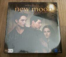 NEW SEALED TWILIGHT SAGA THE MOVIE NEW MOON BOARD GAME ENTER INTO THE SAGA WORLD