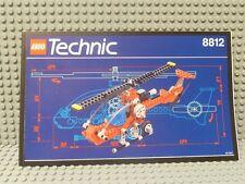 LEGO® Technic Bauanleitung 8812 Aero Hawk II instruction BA ungelocht