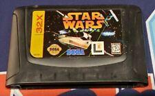 Original Sega Genesis 32X Video Game: Star Wars Arcade