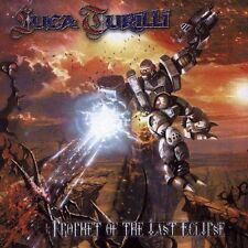 LUCA TURILLI - Prophet Of The Last Eclipse - CD-Jewel Rhapsody Neu New