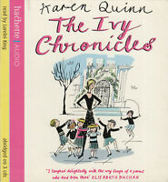 Karen Quinn The Ivy Chronicles 3CD Audio Book Abridged FASTPOST