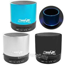 Hyper Wireless Bluetooth Stereo Speaker Handsfree Mic Mini USB TF Card For Phone