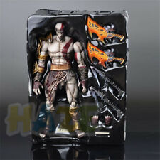 Play Arts Kai God of War Kratos Action Figure Movable Toy 23cm New in Box