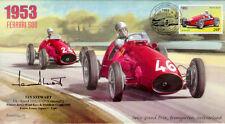 1953a ascari meilleur Bremgarten F1 couverture signée ian stewart