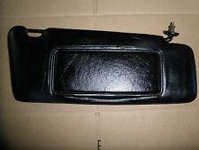 W123 WAGON 300D 300TD 280E 280TE SUN VISOR RIGHT RT PASSENGER BLACK BLK CODE 901