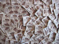 # 1042A x 100 Used US Stamps Lot  General Pershing Issue  See our other lots