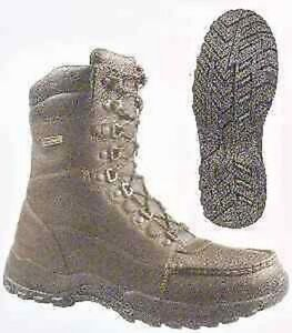 """Lacrosse 541101 8"""" Leather Ringneck Boot Size 8.5W"""
