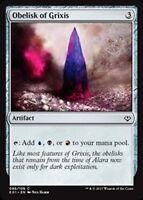 MTG Magic - (C) Archenemy: Nicol Bolas - Obelisk of Grixis - NM/M