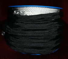 8mm x 60Mtr Nylon Rope + 6Mtr - 8mm Chain Fitted with Polyester Sock  Winch Rope