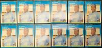 1987 Fleer #369 Bo Jackson Rookie Cards NMMT, Lot of 12