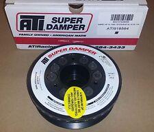 "ATI 918564 Super Damper for Toyota 2ZZ-GE Celica Lotus 1.8L 4% OD 5.67"" Aluminum"