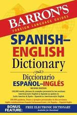 BARRON'S FOREIGN LANGUAGE GUIDES SPANISH-ENGLISH DICTIONARY / DICCIONARIO ESPANO