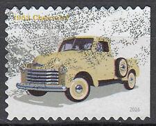 USA gestempelt Chevrolet 1953 Truck Van LKW Jahrgang 2016 Auto Oldtimer / 7195
