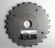 """DADO SAWMILL 10"""" Saw blade 1-3/4"""" Arbor for Industrial SB12"""