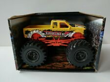NEW RAY MONSTER TRUCK GIALLO 1/43 NUOVO IN SCATOLA OROGINALE DIE CAST