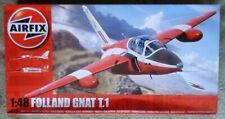 Airfix (A05123) Folland Gnat T.1 in 1:48 Scale