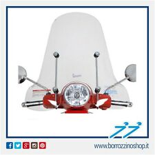 PARABREZZA ORIGINALE VESPA GTS 4mm COD. 654451