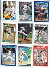 Albert Pujols plus 8 more Angels baseball card lot