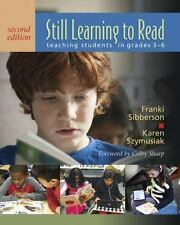 STILL LEARNING TO READ - NEW PAPERBACK BOOK