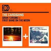 THE CARDIGANS - 2 FOR 1: GRAN TURISMO/FIRST BAND ON THE MOON; 2 CD POP  NEU
