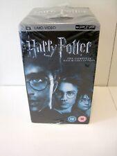 BN SEALED HARRY POTTER 1-8 COMPLETE FILM COLLECTION SET UMD VIDEO FOR SONY PSP