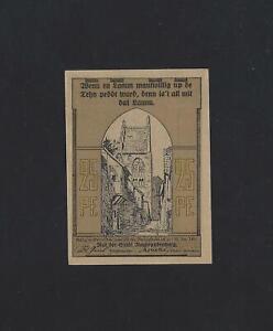 Germany -  Neubrandenburg 25 Pfennig 1922 NOTGEL UNC