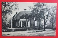 Public Library Derby CT Unposted Non Linen Postcard